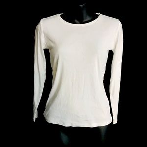 JC Penney's Long Sleeve Tee Shirt Sz PS